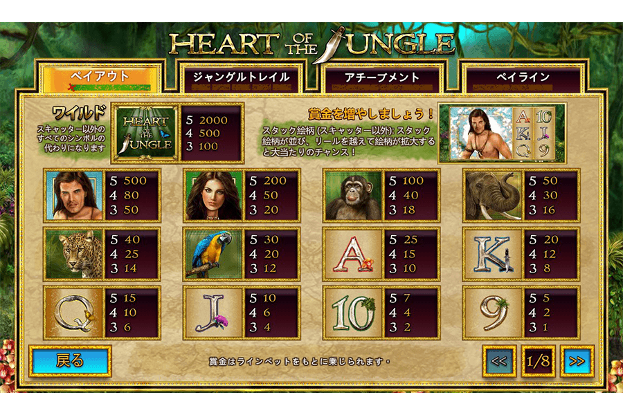 Heart of the Jungle  : image4
