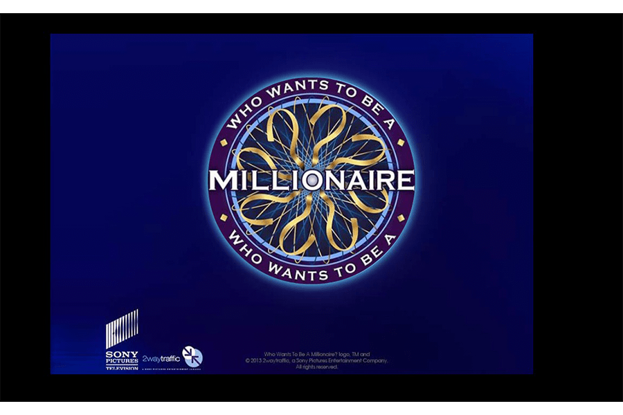 Who wants to be a Millionaire : image1