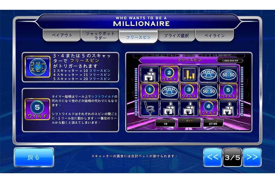 Who wants to be a Millionaire : image6